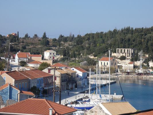 Kefalonia apartments fiscardo20