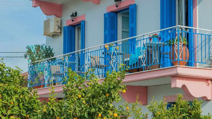 Kefalonia apartments fiscardo76